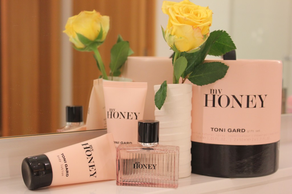 Quotmy honeyquot geschenkset von toni gard zu gewinnen for Katzennetz balkon mit toni gard honey